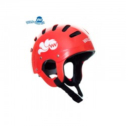Casco WW ajustable rojo