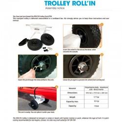 Carrito Rotomod Rollin
