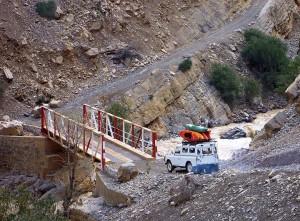 Aproximación río marruecos