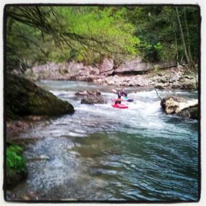 test kayak zen