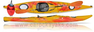 Pack Kayak de Mar Charleston 14 y 15