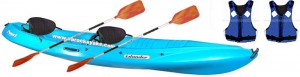 Pack Kayak Autovaciable Paradise II