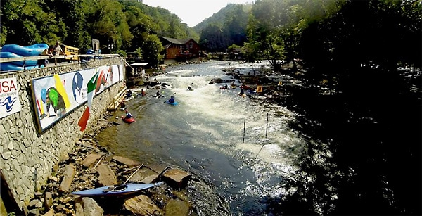 2013 Nantahala Freestyle Worlds