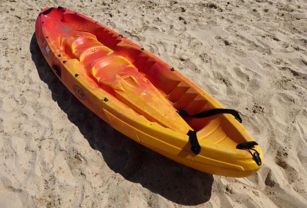 Kayaks de segunda mano Ocean Duo