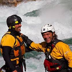 equipamiento kayak
